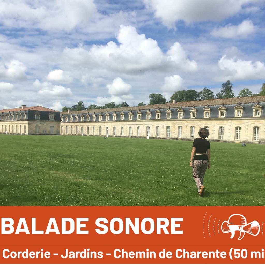 Balade Sonore / Corderie